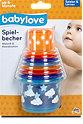 babylove Spielbecher Kinderspielzeug