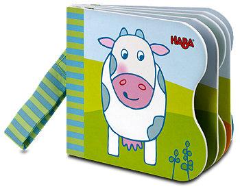 Haba Buggy-Buch Tiere auf dem Bauernhof