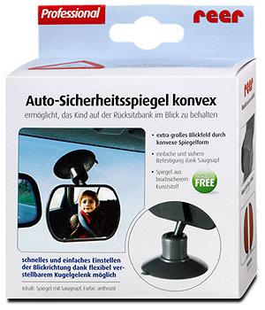reer Auto-Sicherheitsrückspiegel