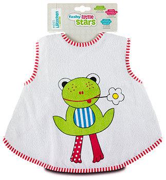 fashy Frotteelätzchen Frosch