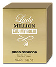 paco rabanne Lady Million Eau my Gold EdT