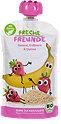 Freche Freunde Fruchtbrei Banane, Erdbeere & Quinoa