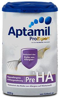 Aptamil ProExpert Hypoallergene Anfangsnahrung HA Pre