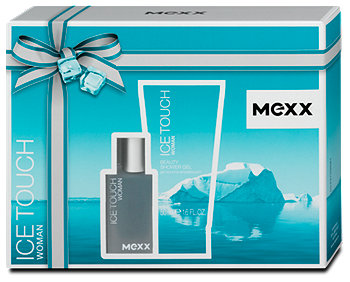 Mexx Ice Touch Woman Duftset Duschgel & EdT