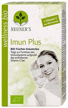 Neuner's Bio Früchte-Kräutertee Imun Plus