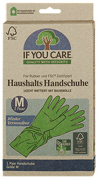 If you care Haushalts-Handschuhe Mittel
