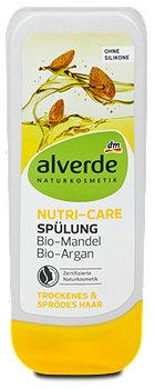 alverde Nutri-Care-Spülung Bio-Mandel Bio-Argan