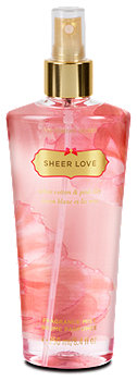 Victoria's Secret Sheer Love Bodyspray