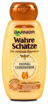 Garnier Wahre Schätze Shampoo Der stärkende Reparierer