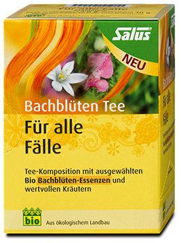 Salus Bachblüten Tee Für alle Fälle