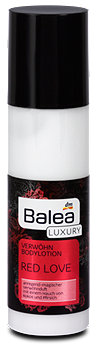 Balea Luxury Verwöhn Bodylotion Red Love