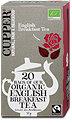Cupper Organic English Breakfast Tee