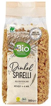 dmBio Dinkel Spirelli