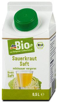 dmBio Sauerkraut Saft