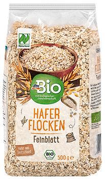 dmBio Hafer Flocken Feinblatt