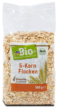 dmBio 5-Korn Flocken