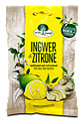 willi dungl Kräuterbonbons Ingwer & Zitrone