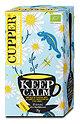 Cupper Keep Calm Tee