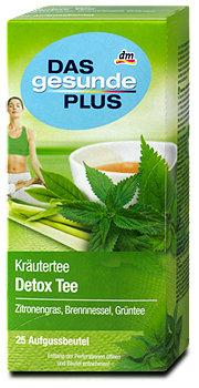 DAS gesunde PLUS Detox Tee