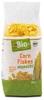 dmBio Cornflakes ungesüßt