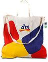 Bio-Baumwolltragetasche dm groß