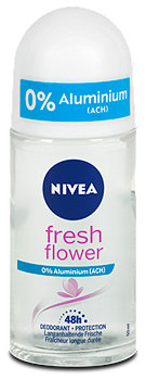 Nivea Deo Roll-On 48h Protection fresh flower