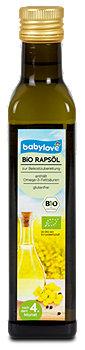 babylove Bio-Rapsöl