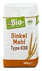 dmBio Dinkelmehl Type 630