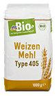 dmBio Weizen Mehl Type 405