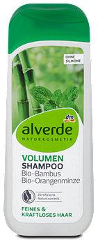 alverde Shampoo Volumen