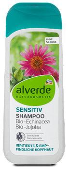 alverde Sensitiv-Shampoo Bio-Echinacea Bio-Jojoba