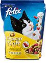 felix Crunchy & Soft Katzentrockenfutter Geflügel & Gemüse