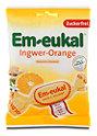 Em-eukal Ingwer-Orange Hustenbonbons zuckerfrei