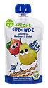 Freche Freunde Fruchtbrei Apfel, Birne, Blaubeere & Dinkel