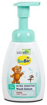 SauBär Ultra Sensitive Wasch-Schaum
