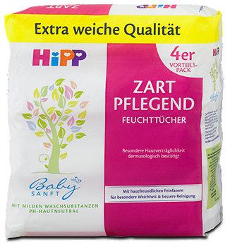 Hipp Babysanft Zart Pflegend Feuchttücher