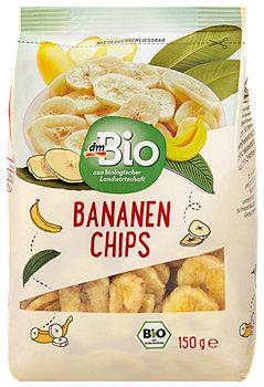 dmBio Bananen Chips
