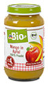 dmBio Fruchtbrei Mango in Apfel