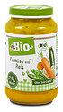 dmBio Babymenü Gemüse mit Reis