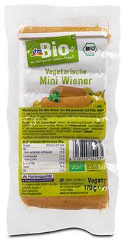 dmBio Vegetarische Mini Wiener