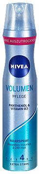 Nivea Volumen Kraft & Pflege Haarspray