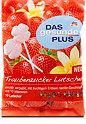 DAS gesunde PLUS Traubenzucker Lutscher Erdbeer-Vanille