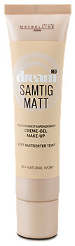 Maybelline dream Samtig Matt Make-up