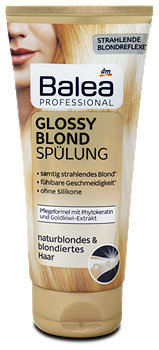 Balea Professional Glossy Blond Spülung