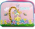 Kindertasche Giraffe rosa