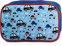 Kindertasche Autos blau/rot
