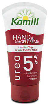 Kamill Hand & Nagelcreme mit 5 % Urea