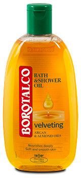 Borotalco velveting Dusch- und Badeöl