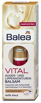 Balea Vital Augen- und Lippenkonturen Balsam