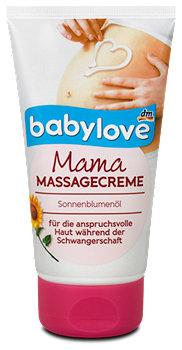babylove Mama Massagecreme